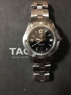 Tag Heuer Professional Exclusive Mens Watch