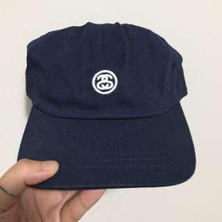 Stussy cap Navy