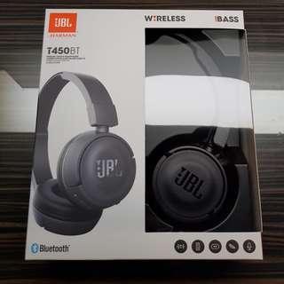 JBL Harman T450BT Wireless Headphones