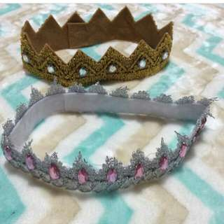 Enchant Head Crowns for Baby