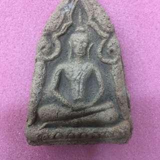 Wat bang krang suphanburi Khun paen.