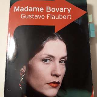 Madame Bovary - Gustave Flaubert (French)