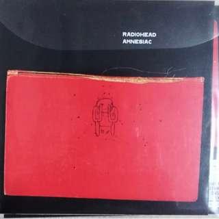 Radiohead Amesnia
