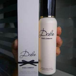 Dolce & Gabbana Perfumed Body Lotion