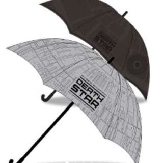 Starwars: Rogue One Umbrellas - 1 Black and 1 White.