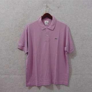 LACOSTE Poloshirt -Size: 6 setara L