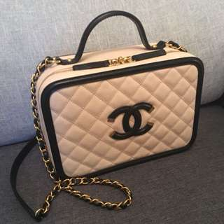 Chanel Vanity Case bag