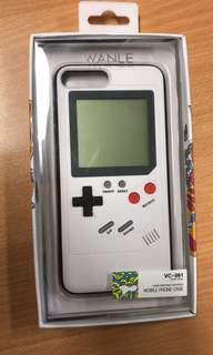 Iphone 7 plus game boy case