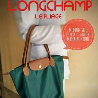 🔥HOT ITEM🔥NEW ARRIVAL🔥Longchamp Le Pliage (Medium) Gred A High Quality