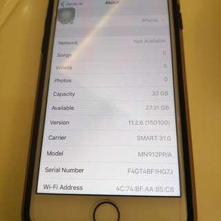 RUSH SALE! IPHONE 7 32GB ROSE GOLD