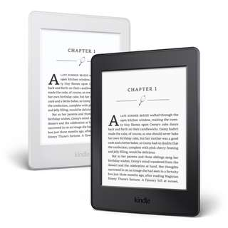 """Instock - Kindle Paperwhite E-reader - 6"""" High-Resolution Display (300 ppi) with Built-in Light, Wi-Fi - Includes Special Offers (Ads)"""