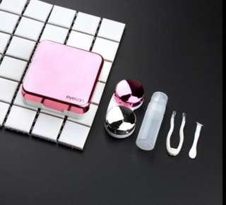 Contact lens storage kit