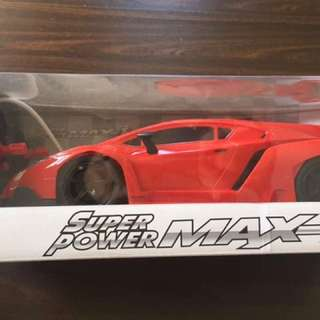 Car Super Power Max 1 Remote Control