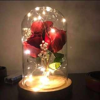 3-in-1 (I love you) Rose Jars