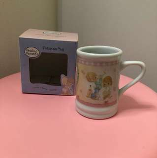 We're Always in Prefect Tune (8cm mug from precious moments)