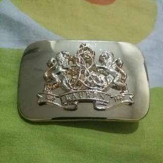 Polo Lauren RL Buckle