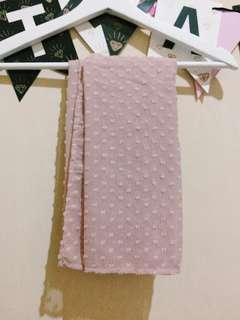 segi 4 rubiah vanilla hijab