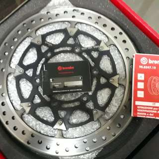 brembo t drive brake disc for k9 1000