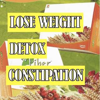 Detox Constipation PHHP Phyto Fiber Lemon Drink