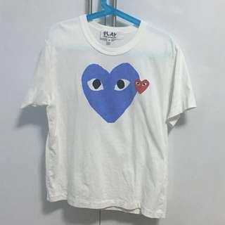 Comme Des Garcons X PLAY shirt size M