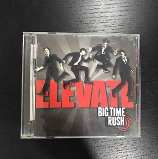 BIG TIME RUSH Elevate Album