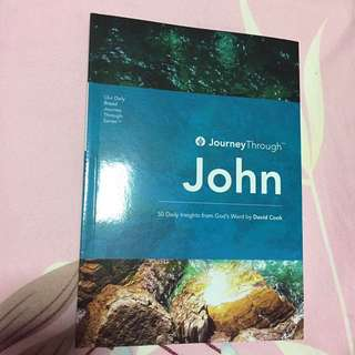 Journey Through John (by David Cook)