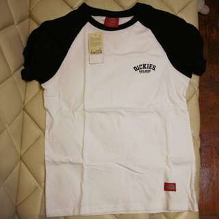 Brand new Dickies white tee (buy from korea)