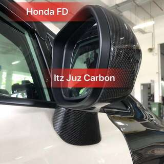 Honda FD Carbon parts promotion