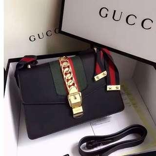 Gucci Sylvie Black