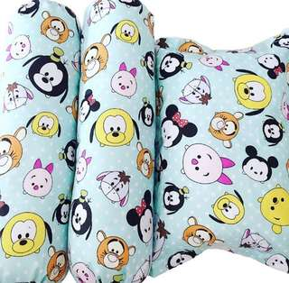 Bedding Set for Baby - Tsumtsum Turquoise