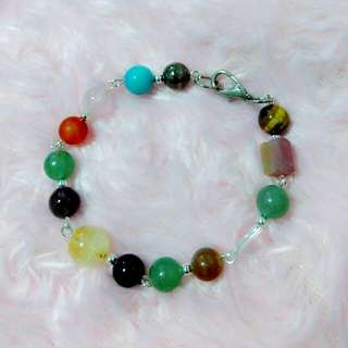 Authentic Lucky Charm Bracelet