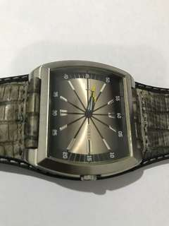 Men's big original Guess watch
