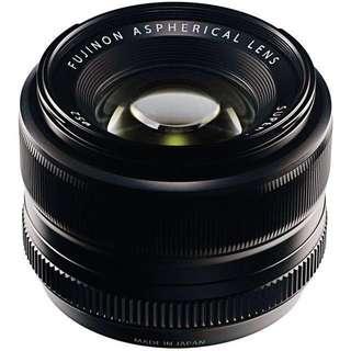 BNIB Sealed Fuji 35mm f1.4