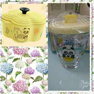 7-11 line friends 黃杯&盒