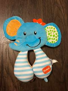 Lucky Baby Comfy Support Pillow (New)