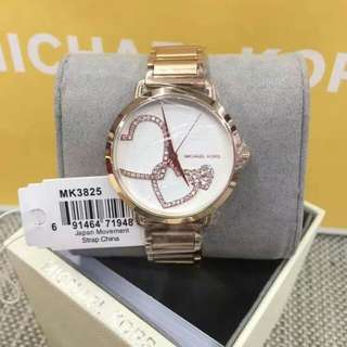 Michael Kors watch new edition