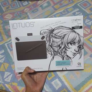 Intuos Wacom Tablet draw