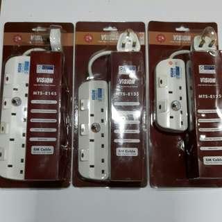 6 Meter Extension Socket (EL)