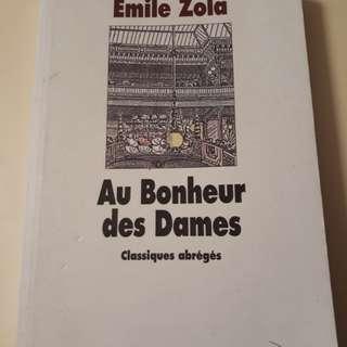 Au bonheur des dames - Zola (French)