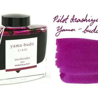 LF Purple/Pink fountain pen inks
