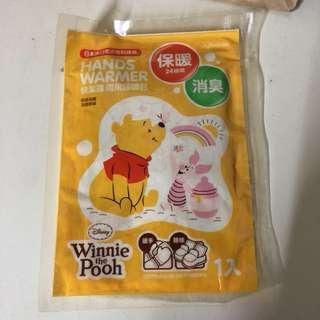 小熊維尼暖暖包
