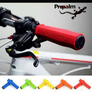 Promotion! Limited stock!Brand new Propalm soft hand grip for all Bicycles/MTB/scooter