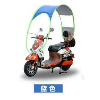 Motor umbrella
