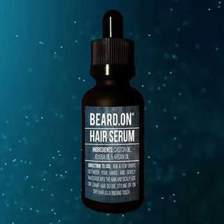 Beard.On All Natural Hair Serum