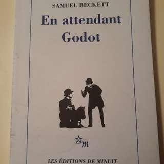En attendant Godot - Samuel Beckett (French)
