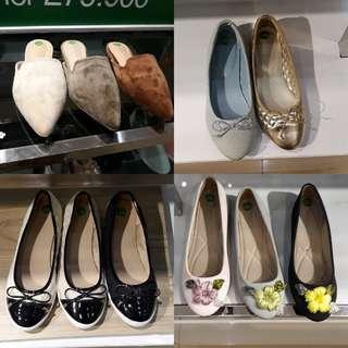 Urban n Co Flatshoes (sepatu lain➡️)