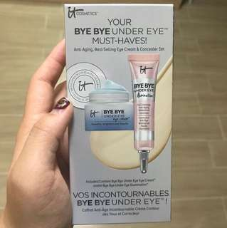 It Cosmetics Undereye Cream