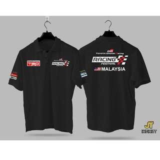 Gazoo Racing GR Toyota Vios Race Polo Shirt TRD