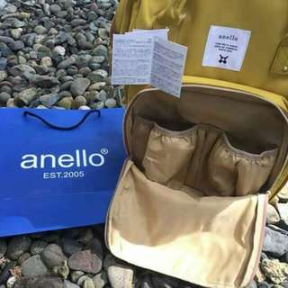 Anello Diaper Baby Bag