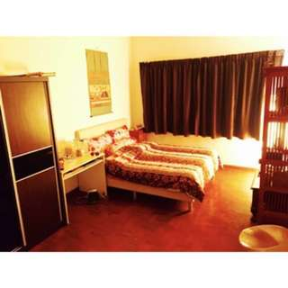 For Rent: Master / Common Room @ Lor 108 Changi